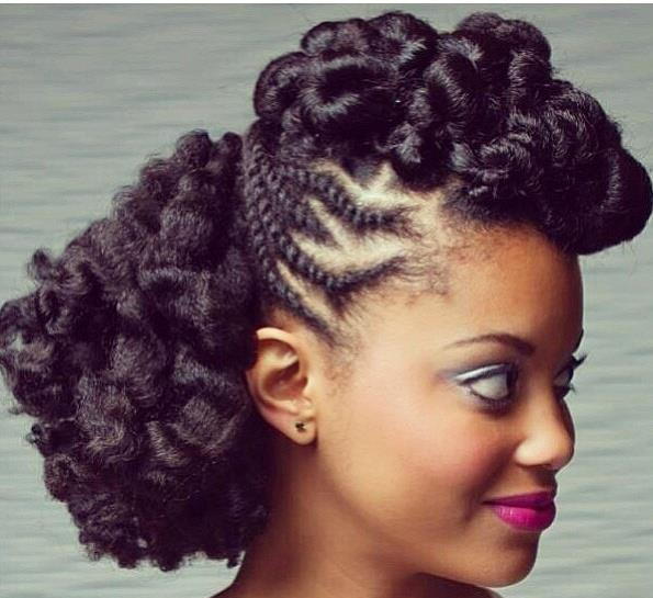 natural hairstyles photo - 10