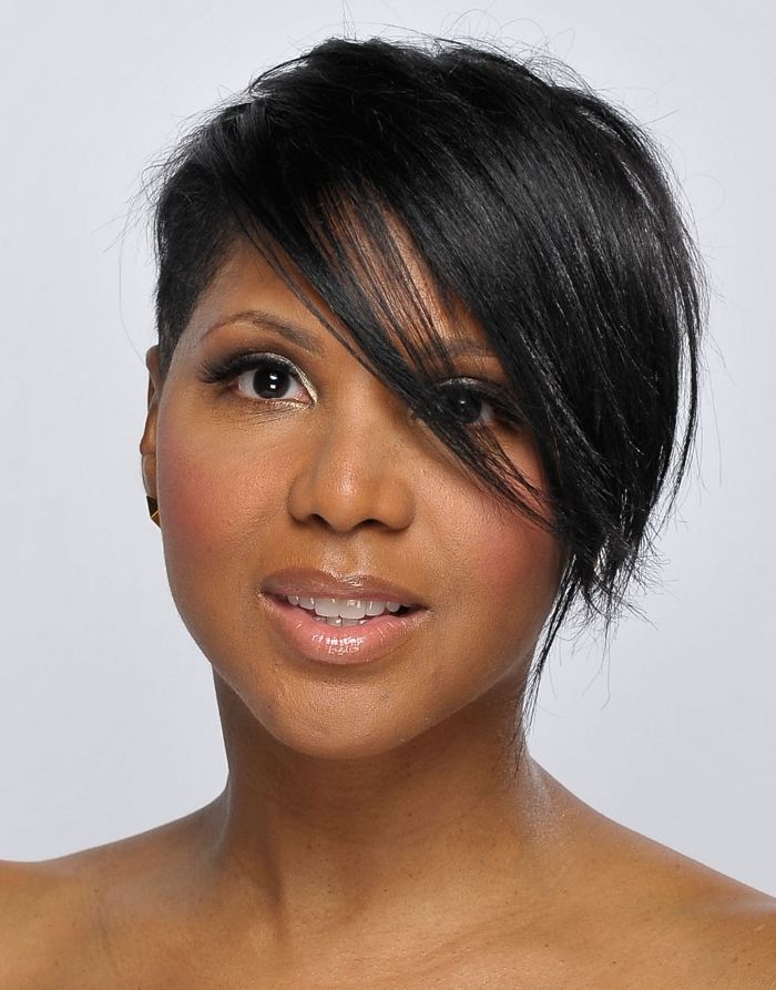 natural hairstyles for short hair photo - 4
