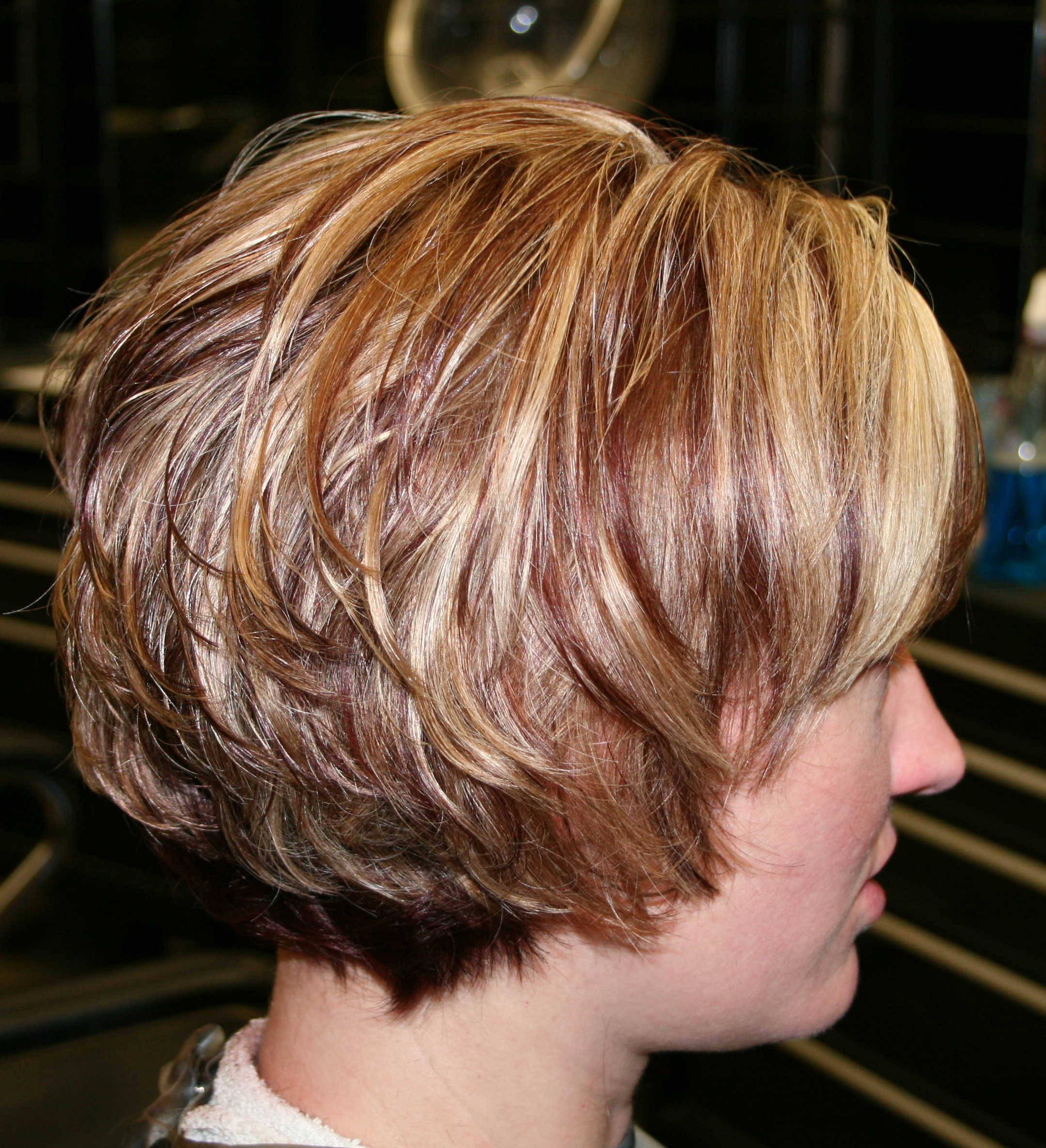 natural short hairstyles 2014 photo - 1