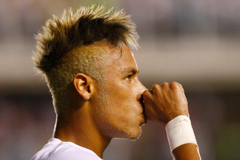 neymar hairstyle photo - 3