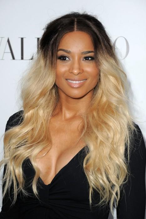 Astonishing Bangs Ombre Hair Short Hairstyles For Black Women Fulllsitofus
