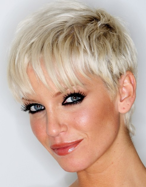 pixie hairstyles for thin hair photo - 1