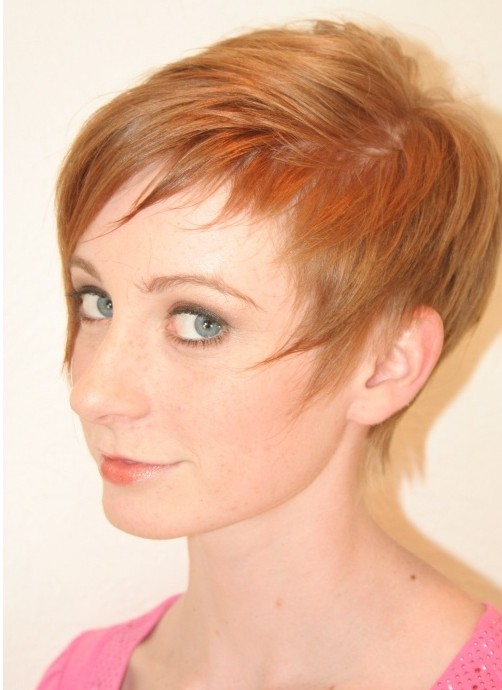 pixie hairstyles for thin hair photo - 10