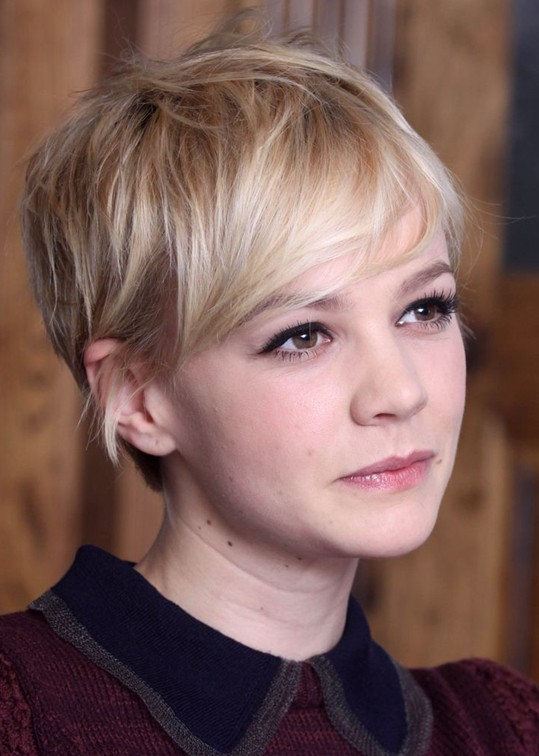 pixie hairstyles for thin hair photo - 2