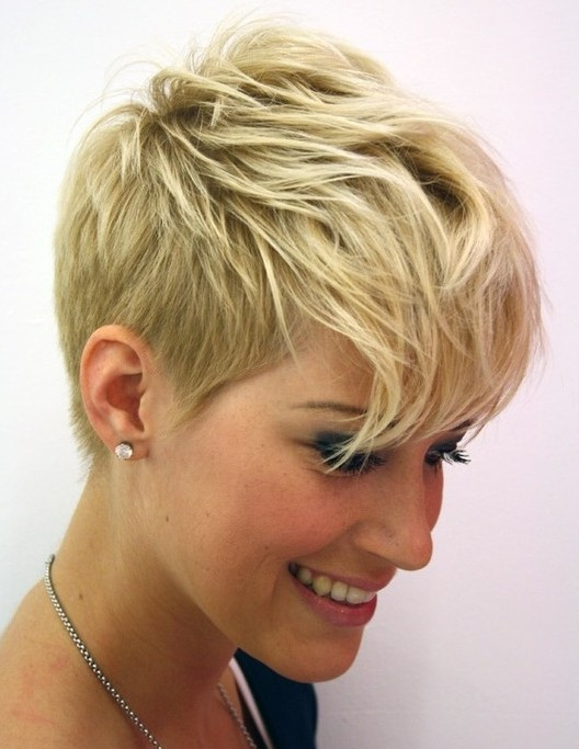 pixie hairstyles for thin hair photo - 3