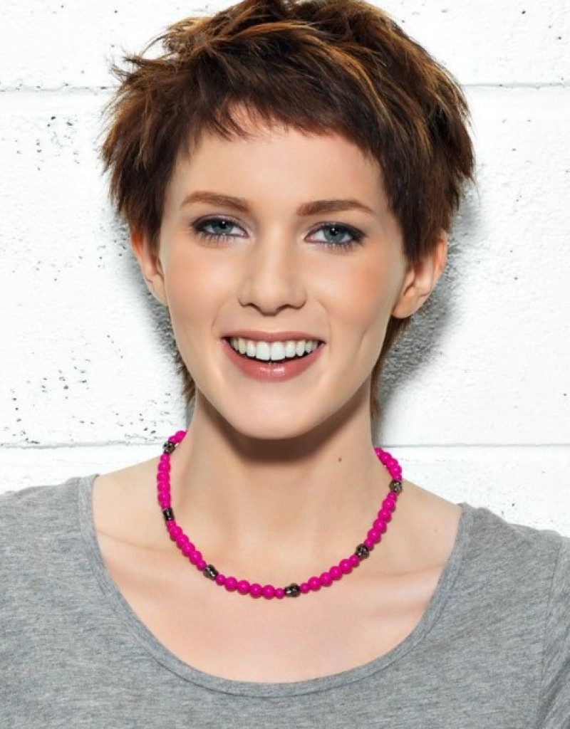 pixie hairstyles for thin hair photo - 6