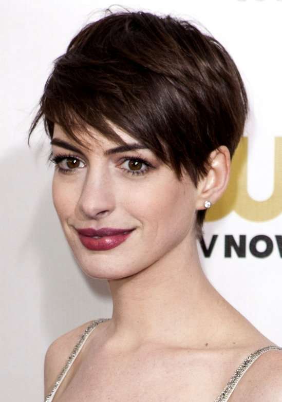 pixie hairstyles for thin hair photo - 7