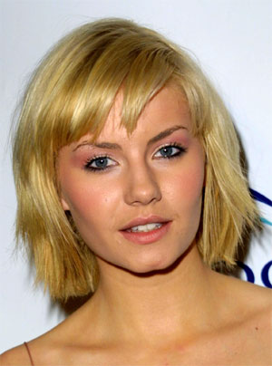 pixie hairstyles with bangs photo - 3