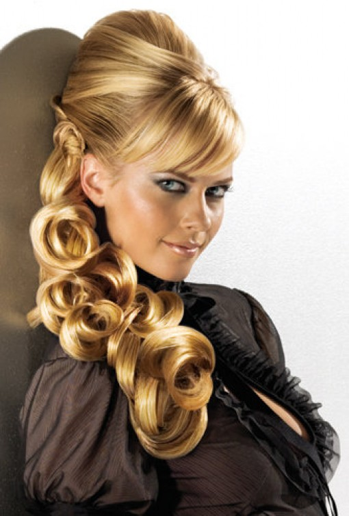 ponytail hairstyles photo - 5