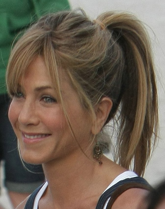 ponytail hairstyles photo - 7