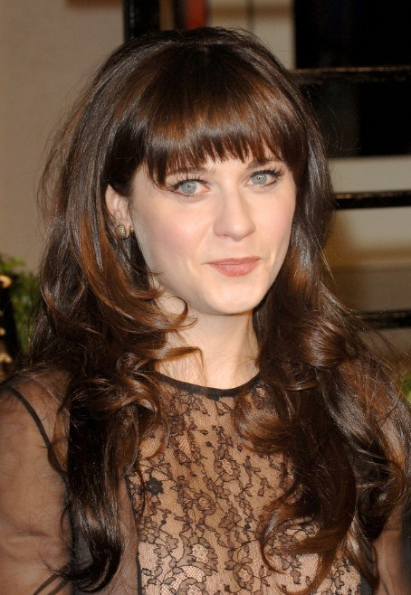 popular hairstyles with bangs photo - 5