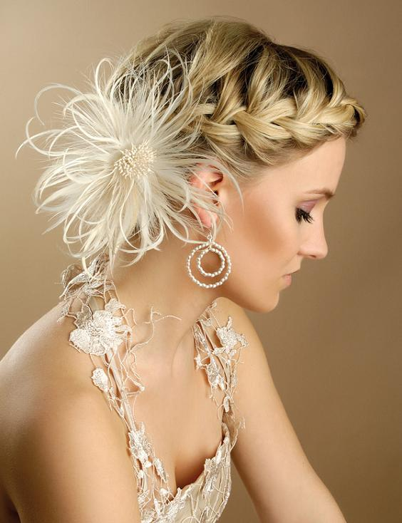 prom hairstyles with bangs photo - 8