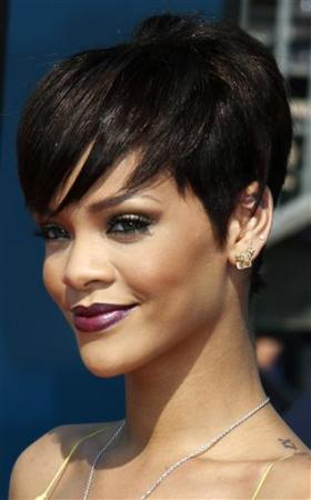 rihanna hairstyles photo - 14