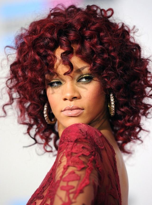 rihanna hairstyles photo - 18
