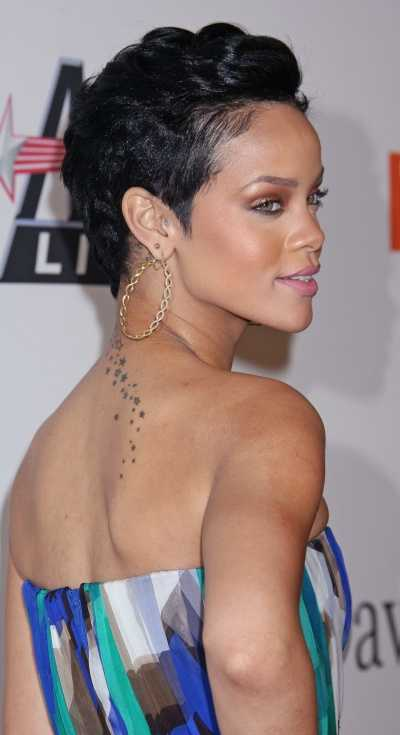 rihanna hairstyles photo - 2