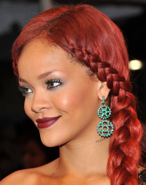Amazing Top 14 Rihanna Hairstyles For Corporate Ladies Hairstyles For Woman Short Hairstyles Gunalazisus