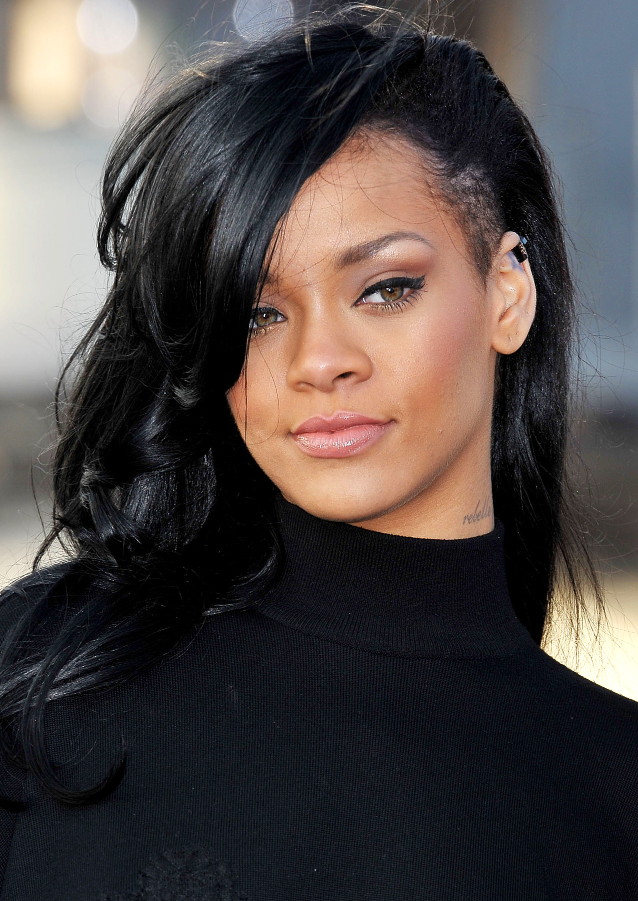 rihanna hairstyles photo - 5