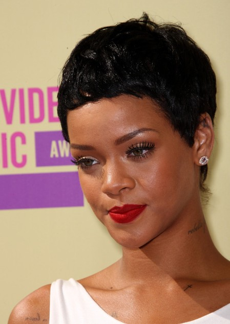 rihanna hairstyles photo - 9