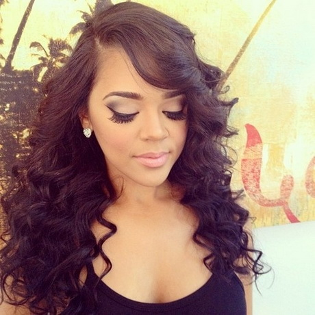 sew in hairstyles photo - 17