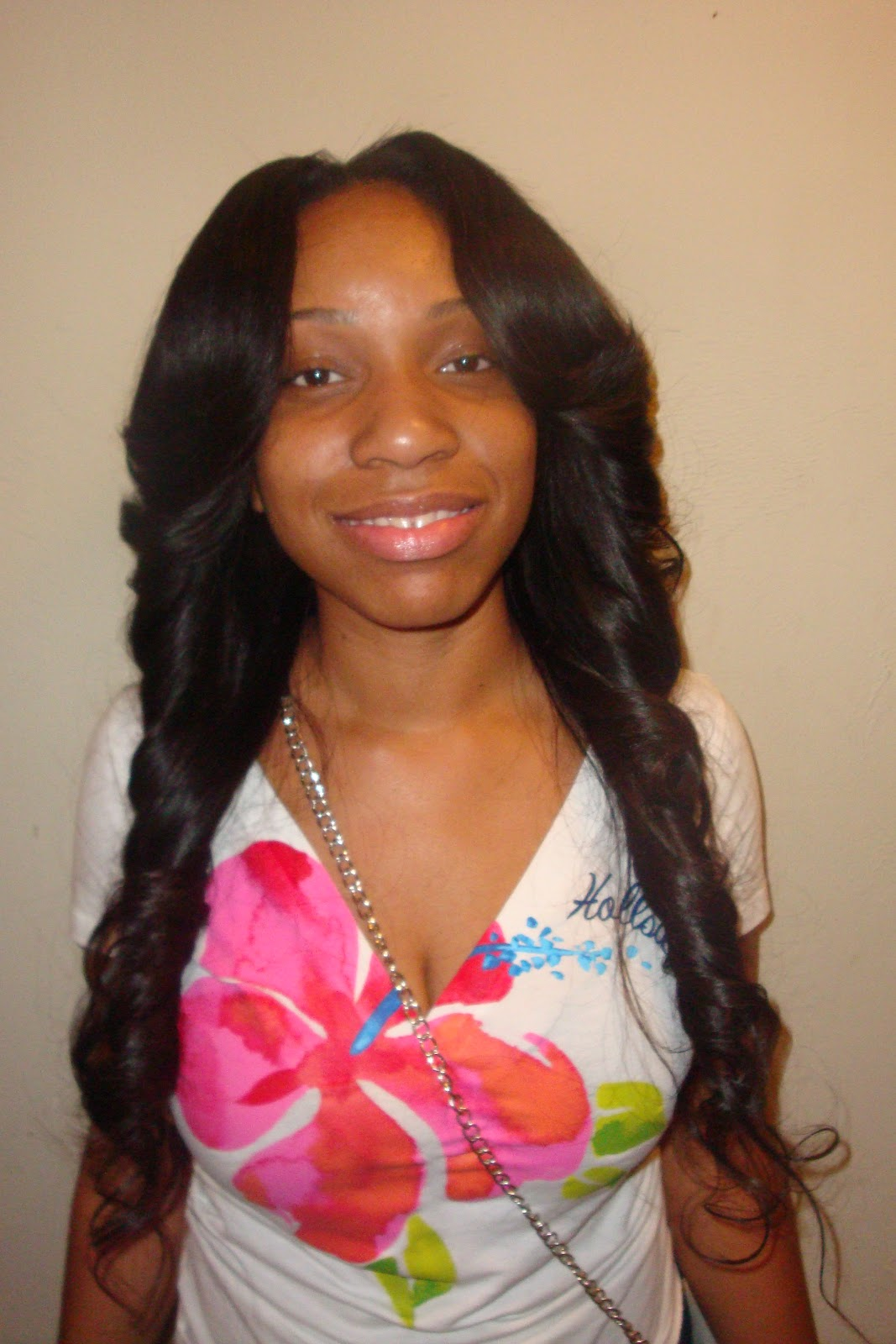 sew in hairstyles photo - 2