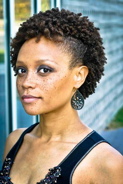 Surprising Top 15 Most Badass Shaved Hairstyles For Black Women 201539S Short Hairstyles For Black Women Fulllsitofus