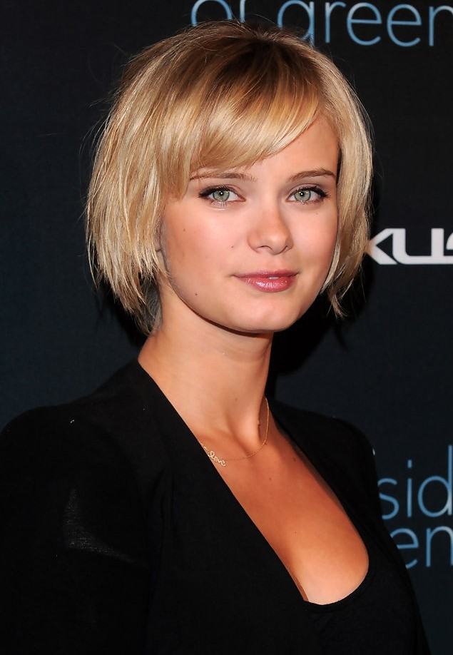 short bob hairstyles photo - 7