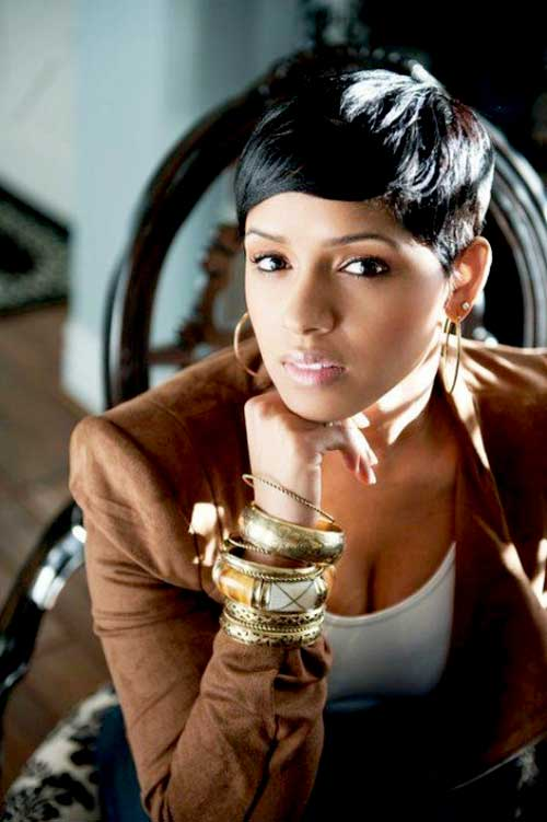 Magnificent 13 Short Choppy Hairstyles Can Work For You In Many Ways Short Hairstyles For Black Women Fulllsitofus