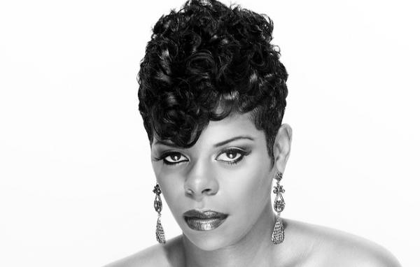 short curly weave hairstyles for black women photo - 1