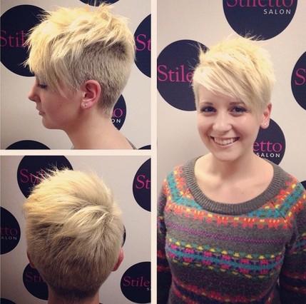 short hair hairstyles photo - 14