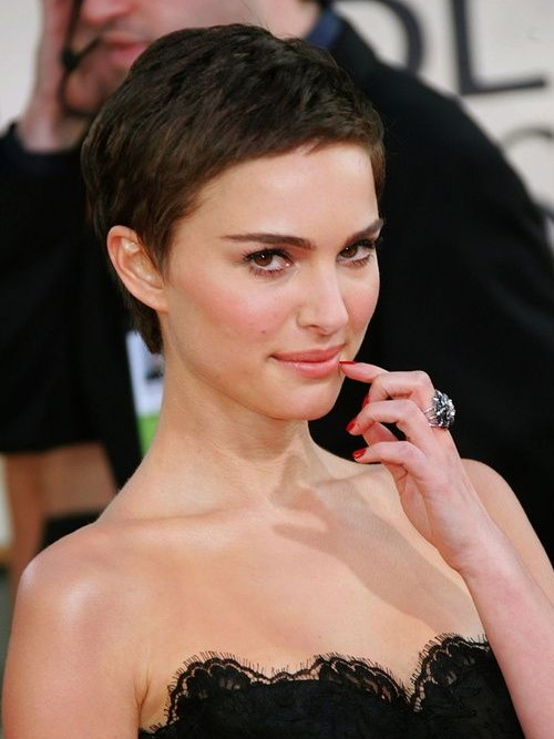 short hair hairstyles photo - 6