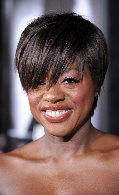 short hairstyles for african american women over 50 photo - 9