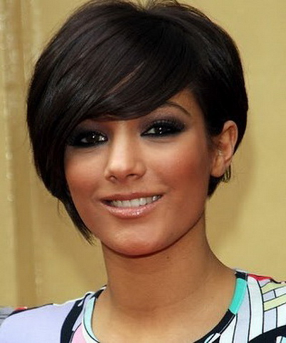 short hairstyles for black women 2015 photo - 2