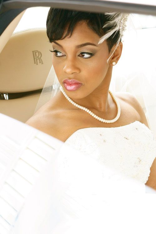 short hairstyles for black women photo - 6