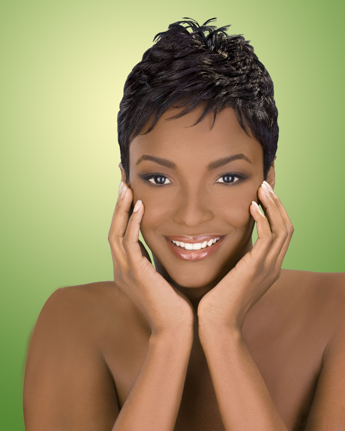 short hairstyles for black women photo - 8