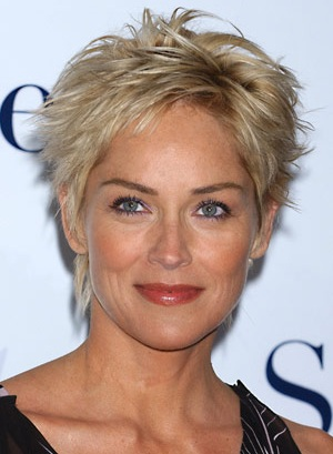 short hairstyles for thick hair photo - 15