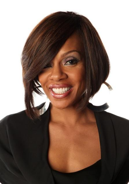 short layered hairstyles for black women photo - 8