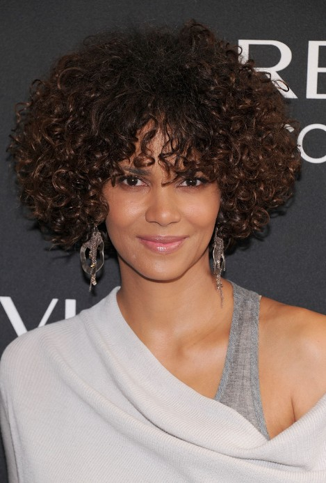 short natural afro hairstyles photo - 5