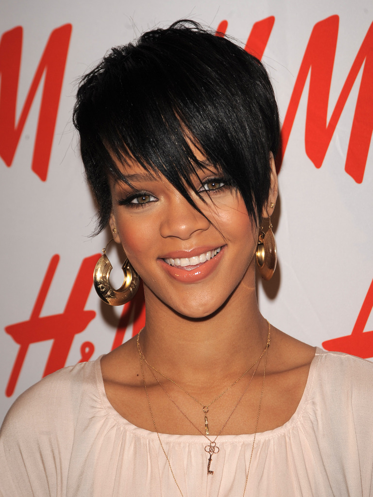 short natural afro hairstyles photo - 7