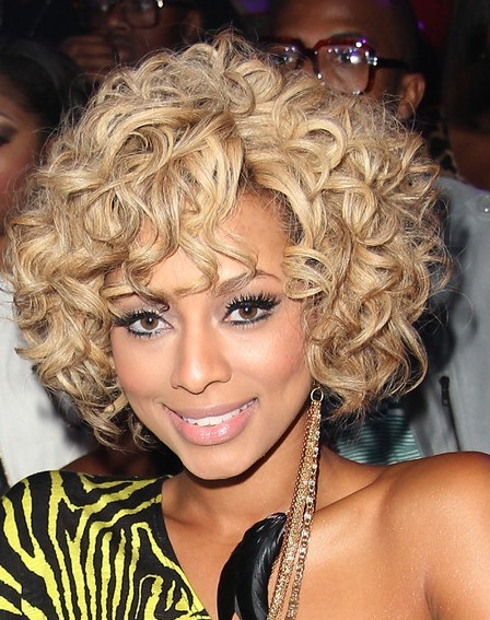 short natural curly black hairstyles photo - 10