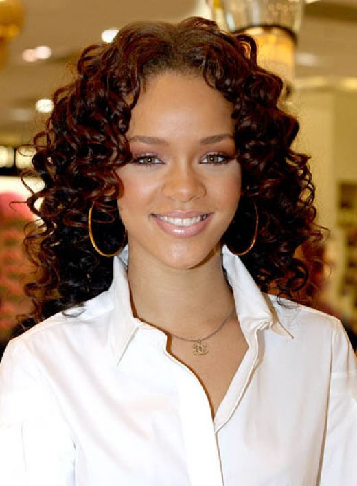 short natural curly black hairstyles photo - 9
