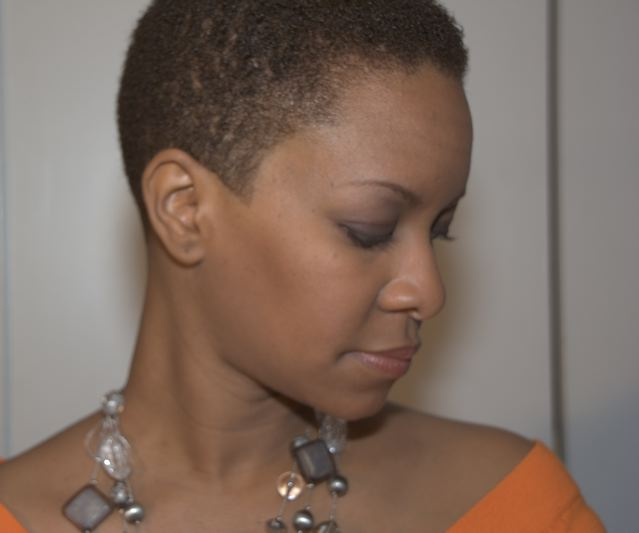 short natural hairstyles photo - 2
