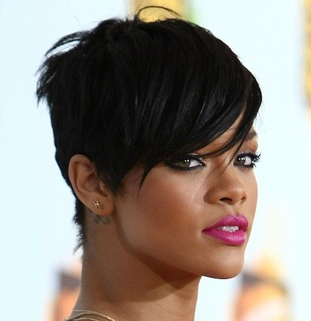 short natural hairstyles 2012 photo - 9