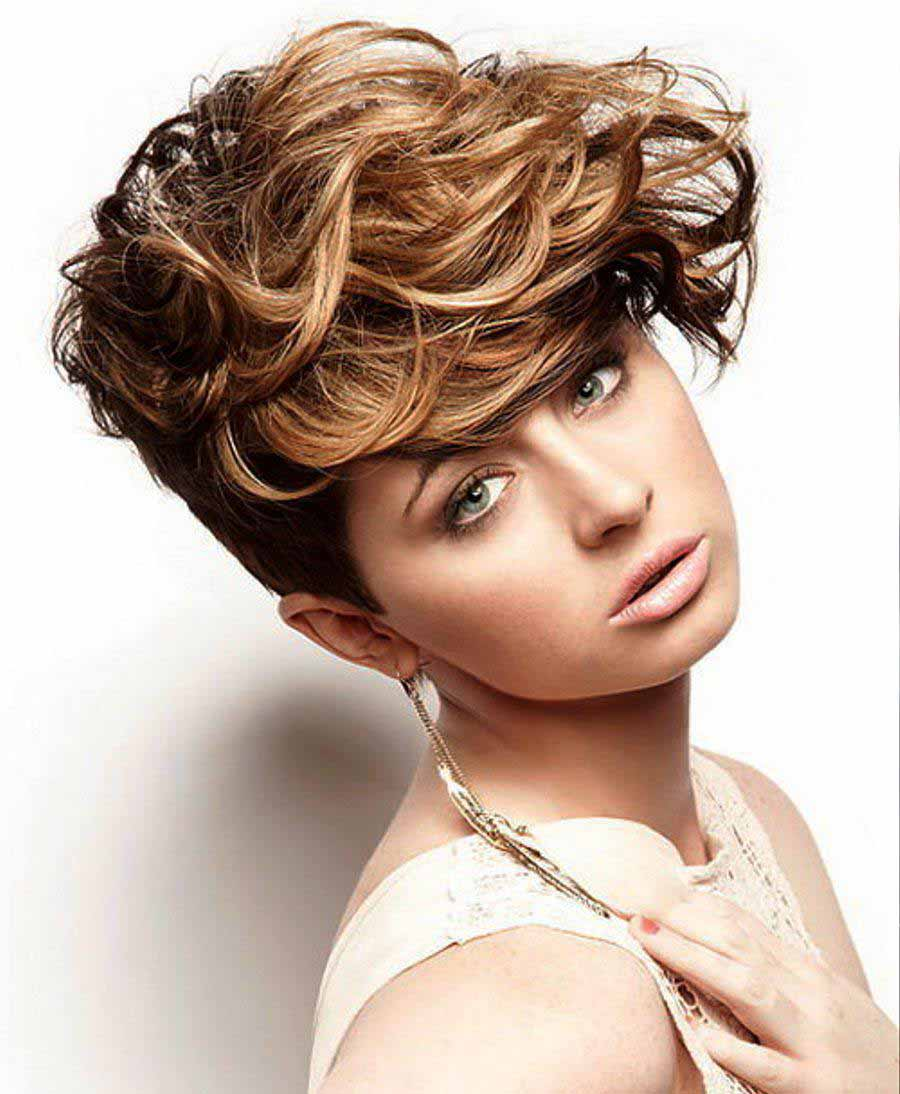 short natural hairstyles photo - 6