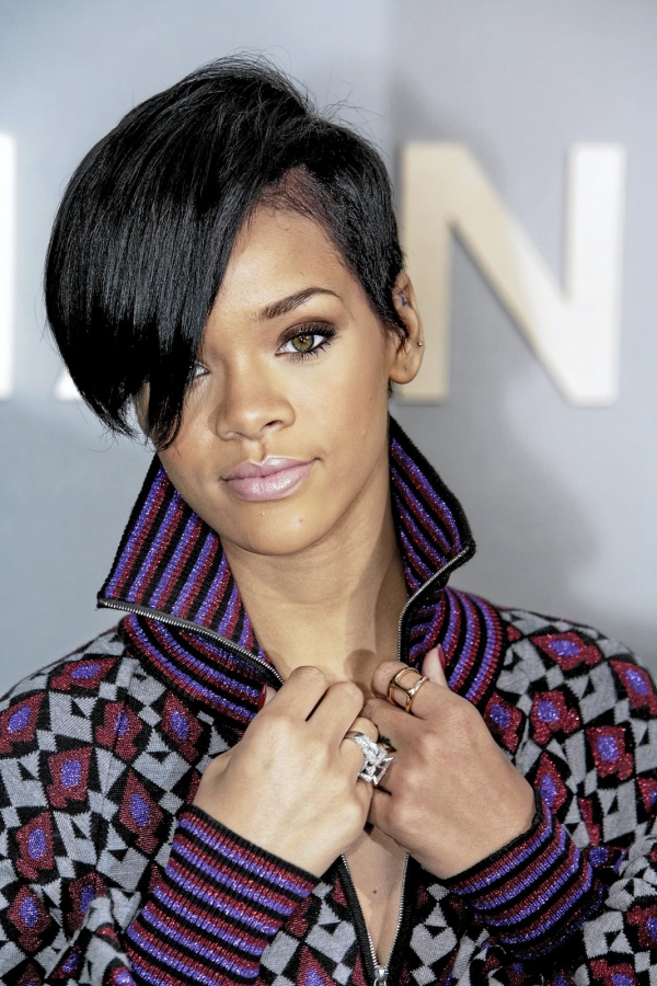 short natural hairstyles for black women photo - 1