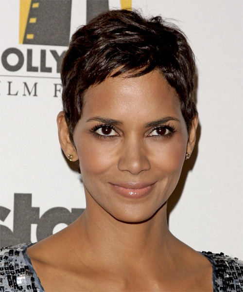 short natural tapered hairstyles photo - 5