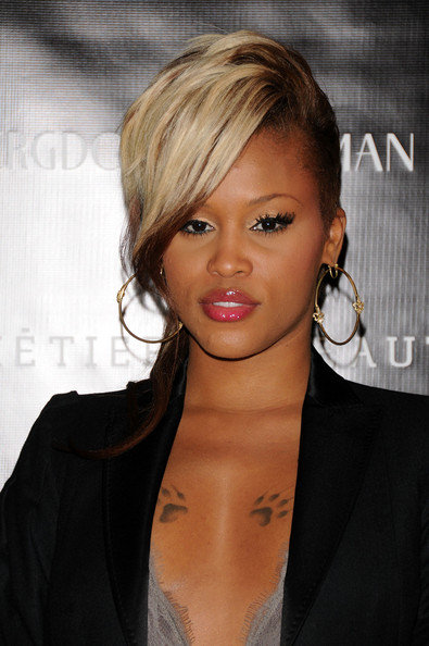 short shaved hairstyles for black women photo - 5