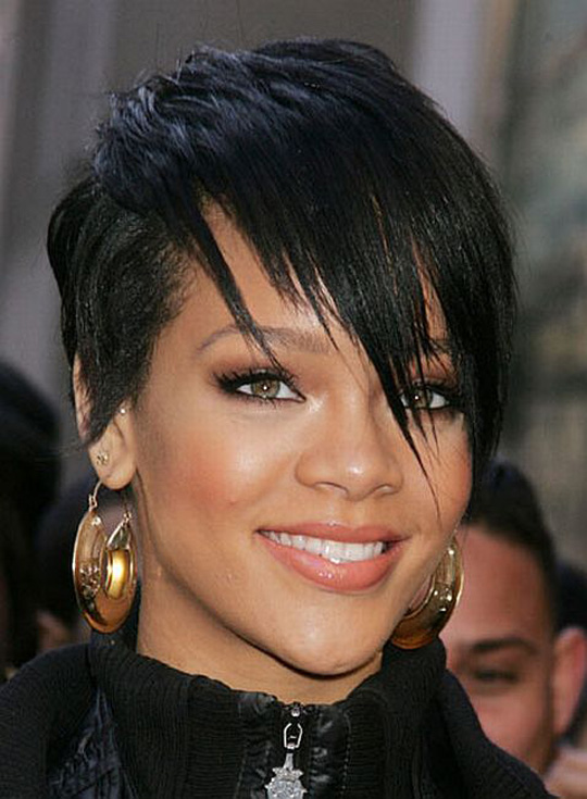 short shaved hairstyles for black women photo - 9