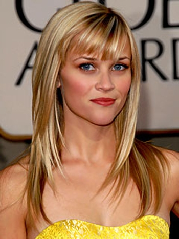 thin hairstyles with bangs photo - 7