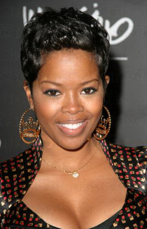 very short natural hairstyles photo - 4