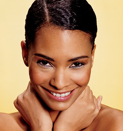 very short natural hairstyles photo - 6
